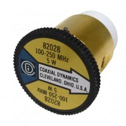 CD82028 Wattmeter element,100-250mhz 5 watt, Coaxial Dynamics