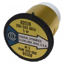 CD82036 Wattmeter element, 200-500 mhz 5 watt, Coaxial Dynamics