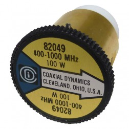 CD82049  wattmeter element,  400-1000 mhz 100watt, Coaxial Dynamics