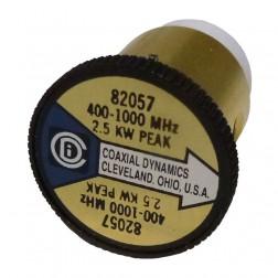 CD82057 Wattmeter element, 400-1000 mhz 2500watt, Coaxial Dynamics