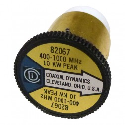 CD82067 Wattmeter element, 400-1000 mhz 10kwatt, Coaxial Dynamics