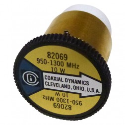 CD82069 Wattmeter  element,950-1300 mhz 10w, Coaxial Dynamics