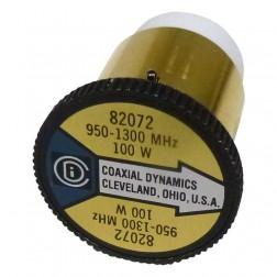 CD82072 Wattmeter Element  950-1300 mhz 100w, Coaxial Dynamics