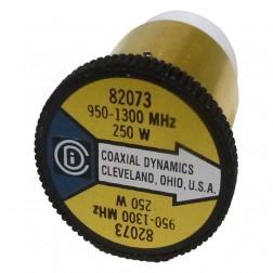 CD82073Wattmeter Element, 950-1300 MHz, 250 watt, Coaxial Dynamics