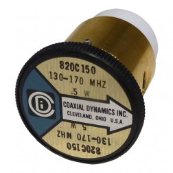 CD820C150  Wattmeter Element, 130-170 MHz 500mw, Coaxial Dynamics
