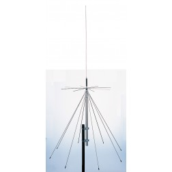 D3000N Discone Antenna, 25 to 3000 MHz receive, 50-1200 MHz transmit, Diamond