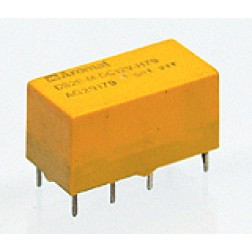 DS2E-M-DC12V Relay, DPDT, 12v, Aromat