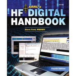 HFDIGIT Arrl hf digital handbook, 4th edition, ARRL