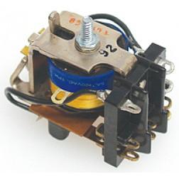 KA2245 Relay, Open Frame, 3PDT 110vdc 5amp, (KA14DY) AMF