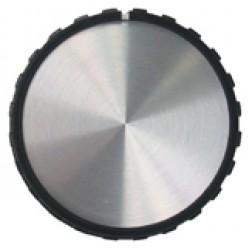 KNOB1H Tuning knob black 1.25 x .56