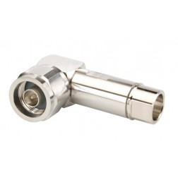 L2TNR-PL Type-N Male Right Angle, LDF2-50, Andrew/Commscope