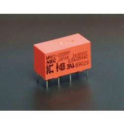 MR62-12USRY Relay DPDT, 12vdc sealed, NEC