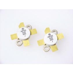 MRF422-MOT NPN Silicon Power Transistor, 150 W (PEP), 30 MHz, 28 V, Motorola