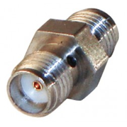 P2RSA-3704-1 In Series Precision adapter, SMA Female to SMA Female w/Hex Center, RFP2