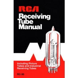 RC30 Book, RCA Tube Manual
