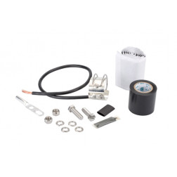 SG114-12B2U SureGround® Grounding Kit for 1-1/4 in coaxial cable, Commscope