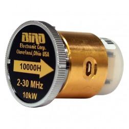 BIRD10000H  Bird Wattmeter Element,  2-30 MHz, 10000 Watt, Bird