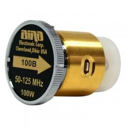 BIRD100B  Bird Wattmeter Element,  50-125 MHz, 100 Watt, Bird