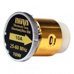 BIRD10A-2 - Bird Element, 25-60 MHz, 10w Element (Good Used Condition)