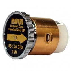 BIRD1J  Bird Wattmeter Element,  950-1260 MHz, 1 Watt, Bird