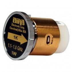 BIRD1K  Bird Wattmeter Element,  1100-1800 MHz, 1 Watt, Bird