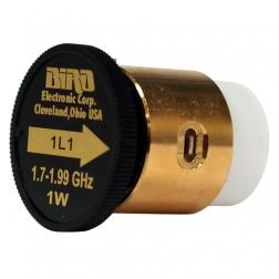 BIRD1L1  Bird Wattmeter Element,  1700-1999 MHz, 1 Watt, Bird