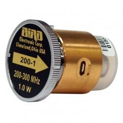 BIRD200-1 - Bird wattmeter element 200-300mhz 1w, Bird