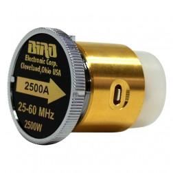 BIRD2500A  Bird Wattmeter Element,  25-60 MHz, 2500 Watt, Bird