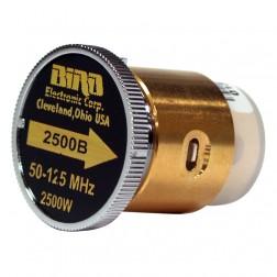 BIRD2500B-2 - Bird Element 50-125MHz 2500 Watts (Good Used Condition)