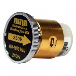 BIRD250E  Bird Wattmeter Element,  400-1000 MHz, 250 Watt, Bird