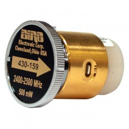 BIRD430-159 - Bird Wattmeter Element 2.4 - 2.5ghz 500mw, Bird