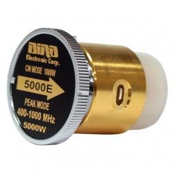 BIRD5000E  Bird Wattmeter Element,  400-1000 MHz, 5000 Watt, Bird