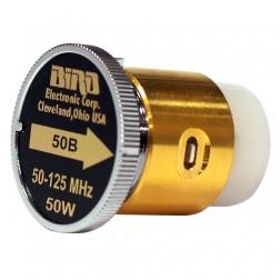 BIRD50B  Bird Wattmeter Element,  50-125 MHz, 50 Watt, Bird