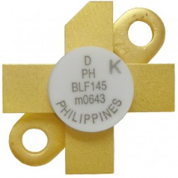 BLF145-PH Transistor, HF power MOS transistor, Philips