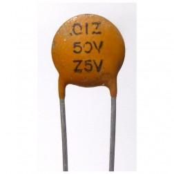 C103-50 Capacitor, ceramic .01uf-50v