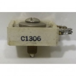 C1306-P  Trimmer Capacitor, compression mica, 210-850 pf (Clean Used)