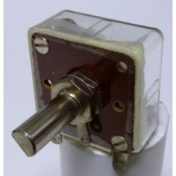 C5-360 Variable Capacitor, Panel Mount, 5-360 pf,
