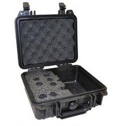 BIRDCC6  Carrying case for Bird 43 Wattmeter, Bird