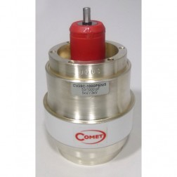 CV05C-1000PEN/5 Vacuum Variable Capacitor, 50-1000pf, 5kv Peak, Comet (Clean Used)