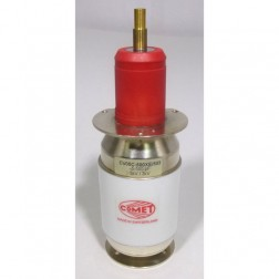 CV05C-500XE/503 Vacuum Variable Capacitor, 5-500pf, 5kv Peak, Comet (Clean Used)