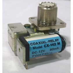 CX142M Coax Relay, Tohtsu