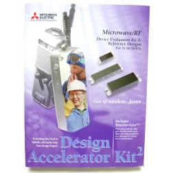 DAK2  Design Accelerator Kit 2, Evaluation Kit, Mitsubishi