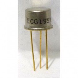 ECG195A  Transistor, ECG (Sub for 2SC776 w/o mounting flange)