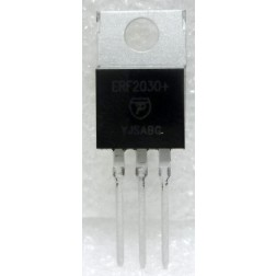 ERF2030+  RF Power Mosfet Transistor, 30 Watt PEP, TO220, Palomar
