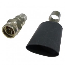 EZ600NMH-B Type-N Male Crimp Connector, EZ Fit, Cable Group L2, TIMES