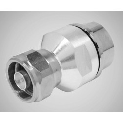 EZ600NMC-2 Connector, type-n(m) clamp, Lmr600 hex/knurled nut, Cable Group: L2, TIMES