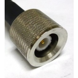 F2PQM-1  QDS Male Connector, FSJ2-50, Andrew (Removed from Equipment)