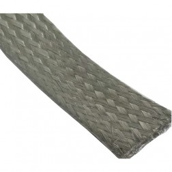 FGB-3/4 - Flat Tinned Ground Wire 3/4 inch Wide
