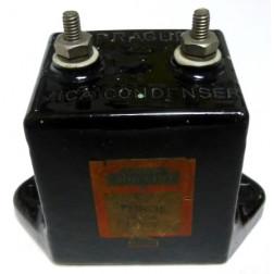FMH-35-.0005/12 Transmitting Mica Capacitor, .0005uf 12.5 kv, Sprague