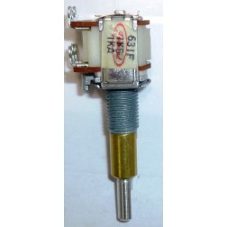 GALXPOTD-EARLY   Mic/RF Gain 1KB/1KA Potentiometer for Early Version DX55/66/88/99